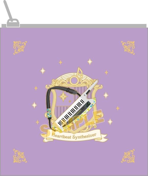 うたの☆プリンスさまっ♪ Shining Live マルチポーチ Shiny Star Live Ver.「美風 藍」_0