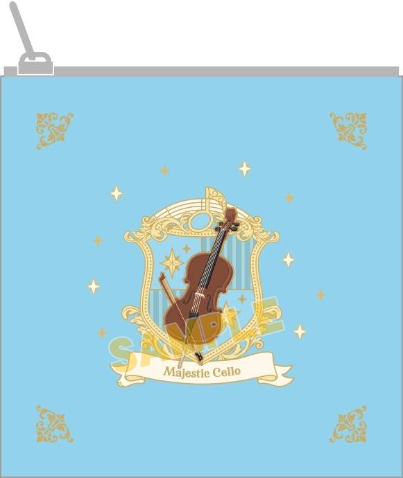 うたの☆プリンスさまっ♪ Shining Live マルチポーチ Shiny Star Live Ver.「カミュ」_0