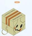 【グッズ-ポーチ】ポケットモンスター キューブポーチ ミミッキュの画像