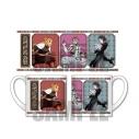 【グッズ-マグカップ】鬼滅の刃 マグカップ 杏寿郎・魘夢・猗窩座の画像
