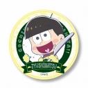 【グッズ-バッチ】おそ松さん ごちきゃら缶バッチ/十四松の画像