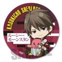 【グッズ-バッチ】歌舞伎町シャーロック ぎゅぎゅっと缶バッジ/ルーシー・モーンスタンの画像
