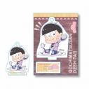 【グッズ-スタンドポップ】おそ松さん ごちきゃらミニスタンド/トド松の画像