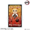 【グッズ-カード】鬼滅の刃 アクリルカード アルファベットver. 煉獄 杏寿郎の画像