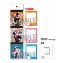 【グッズ-メモ帳】チェンソーマン 3Pメモ帳/Aの画像