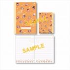 【グッズ-ノート】アイドルマスター SideM B5ノート Design produced by Sanrio C(ちらし)