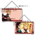 【グッズ-ドアプレート】鬼滅の刃 アクリルドアプレート 煉獄 杏寿郎の画像