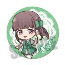 【グッズ-バッチ】推しが武道館いってくれたら死ぬ てくトコ缶バッジ/横田 文の画像