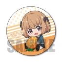 【グッズ-バッチ】おちこぼれフルーツタルト ぎゅぎゅっと缶バッジ/前原 仁菜の画像