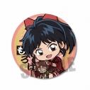 【グッズ-バッチ】半妖の夜叉姫 ぎゅぎゅっと缶バッジ もろはの画像
