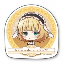 【グッズ-シール】ご注文はうさぎですか?? ジトっ子シール/シャロの画像