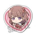 【グッズ-シール】推しが武道館いってくれたら死ぬ てくトコシール/市井 舞菜の画像