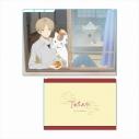 【グッズ-】夏目友人帳 クリアファイル3ポケット 2の画像