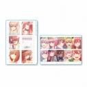 【グッズ-クリアファイル】五等分の花嫁 クリアファイル3ポケット/場面写の画像