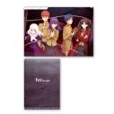 【グッズ-クリアファイル】劇場版 Fate/stay night [Heaven's Feel] クリアファイル3ポケット/2の画像