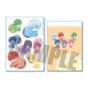 【グッズ-クリアファイル】黒子のバスケ ぎゅぎゅっとクリアファイル3ポケット/Bの画像