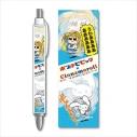 【グッズ-ボールペン】ポプテピピック×サンリオキャラクターズ ボールペン ポプテピピック×シナモロールの画像