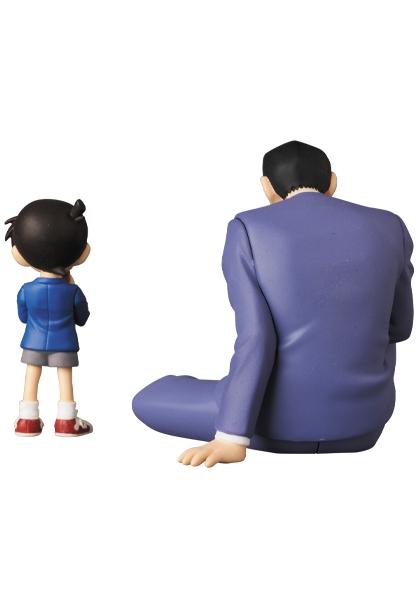 ウルトラディテールフィギュア No.567 UDF 名探偵コナン シリーズ3 眠りの小五郎&江戸川コナン_1