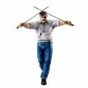 【フィギュア】G.E.M.シリーズ 鋼の錬金術師 FULLMETAL ALCHEMIST ラース(キング・ブラッドレイ) 完成品フィギュアの画像