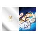 【グッズ-クリアファイル】Fate/Grand Order -絶対魔獣戦線バビロニア- 箔押しクリアファイル ギルガメッシュの画像