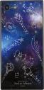 【グッズ-カバーホルダー】美少女戦士セーラームーン iPhone 8/7対応 スクエアガラスケース 外部太陽系4戦士柄の画像
