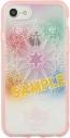 【グッズ-カバーホルダー】カードキャプターさくら クリアカード編 IIIIfit (clear) iPhone 8/7/6s/6対応ケース 魔法陣の画像
