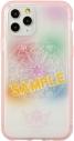 【グッズ-カバーホルダー】カードキャプターさくら クリアカード編 IIIIfit (clear) iPhone 11Pro対応ケース 魔法陣の画像