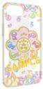 【グッズ-カバーホルダー】おジャ魔女どれみ IIIIfit(CLEAR)2020 iPhone4.7inch/ 8/7/6s/6対応ケース リズムタップの画像