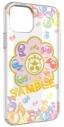 【グッズ-カバーホルダー】おジャ魔女どれみ IIIIfit(CLEAR)iPhone 11/XR対応ケース リズムタップの画像