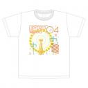 【グッズ-Tシャツ】THE IDOLM@STER SHINY COLORS L@YERED WING 04 Tシャツ(L)の画像