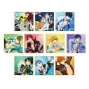 【グッズ-色紙】Free! CD Jacket Illustration Series ミニ色紙 コレクション Vol.2の画像