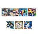 【グッズ-色紙】Free! CD Jacket Illustration Series ミニ色紙 コレクション Vol.3の画像