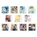 【グッズ-マグネット】Free! CD Jacket Illustration Series スクエアマグネット コレクション Vol.1の画像