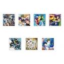 【グッズ-マグネット】Free! CD Jacket Illustration Series スクエアマグネット コレクション Vol.3の画像