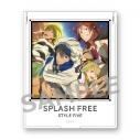 【グッズ-ミラー】Free! CD Jacket Illustration Series 折り畳みミラー SPLASH FREEの画像