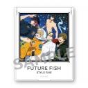 【グッズ-ミラー】Free! CD Jacket Illustration Series 折り畳みミラー FUTURE FISHの画像