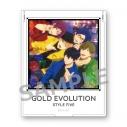 【グッズ-ミラー】Free! CD Jacket Illustration Series 折り畳みミラー GOLD EVOLUTIONの画像