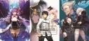 【グッズ-クリアファイル】特価 Fate/Grand Orderシリーズ クリアファイルセットの画像