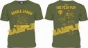 【グッズ-Tシャツ】機動戦士ガンダム×October Beast ジオン全モビルアーマー Tシャツ XLの画像