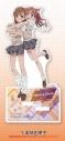 【グッズ-スタンドポップ】とある科学の超電磁砲T アクリルスタンド 美琴&黒子の画像