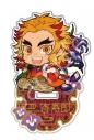 【グッズ-スタンドポップ】鬼滅の刃 アクリルスタンド 誕生花ver. 煉獄杏寿郎の画像