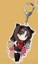 【グッズ-キーホルダー】Fate/EXTRA Last Encore アクリルキーホルダー (07)遠坂リンの画像