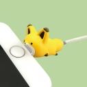 【グッズ-携帯グッズ】タヌキとキツネ CABLE BITE 02キツネの画像