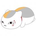 【グッズ-マスコット】夏目友人帳 ピタッとマスコット 01ニャンコ先生 ノーマルの画像