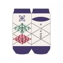 【グッズ-靴下】鬼滅の刃 キャラソックス Vol.2 胡蝶 しのぶの画像