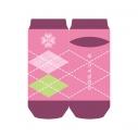 【グッズ-靴下】鬼滅の刃 キャラソックス Vol.2 甘露寺 蜜璃の画像