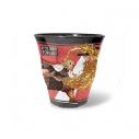 【グッズ-タンブラー・グラス】鬼滅の刃 メラミンカップ Vol.2 05煉獄杏寿郎の画像