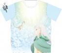 【グッズ-Tシャツ】Re:ゼロから始める異世界生活 氷結の絆 フルグラTシャツ エミリア・パックの画像