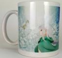 【グッズ-マグカップ】Re:ゼロから始める異世界生活 氷結の絆 フルカラーマグカップ エミリア・パックの画像