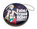 【グッズ-ポーチ】Fate/Grand Order -絶対魔獣戦線バビロニア- ジッパー缶ポーチ(ギルガメッシュ)の画像